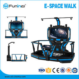 Classic 9D VR Simulator E - Space 1 Year Warranty 2500*2600*2510mm